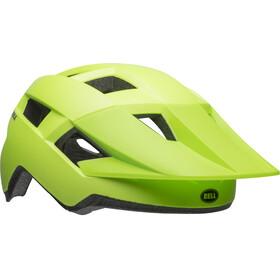 Bell Spark Helmet Barn matte bright green/black